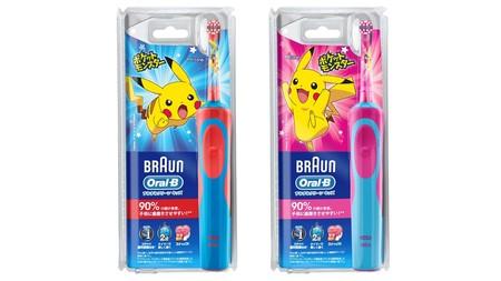 子供用電動歯ブラシ「すみずみクリーンキッズ」