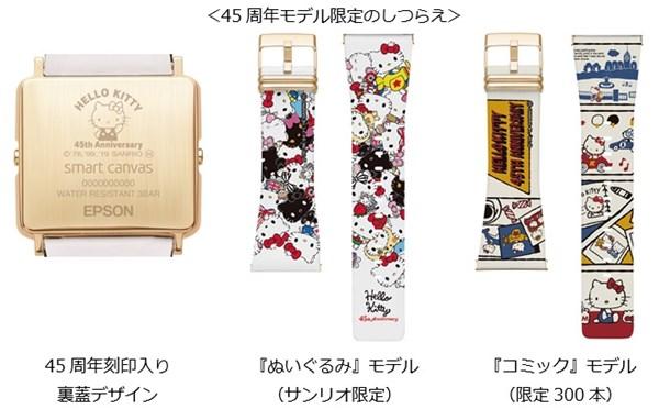 Smart Canvas Hello Kitty 45周年