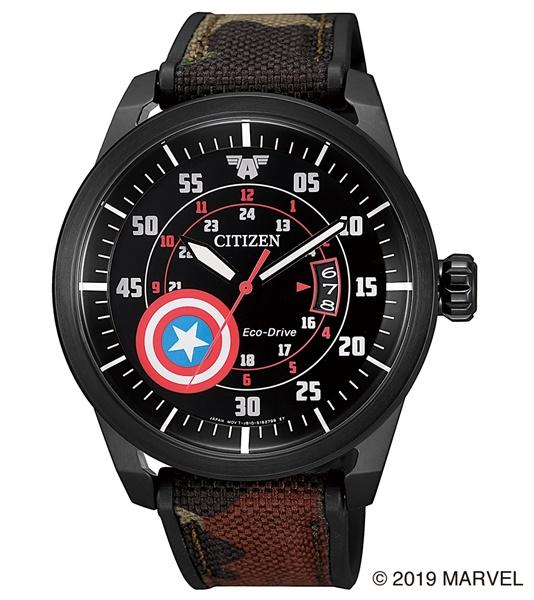 Captain Americaモデル(1モデル)