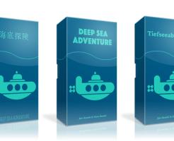 ボードゲーム「海底探険」