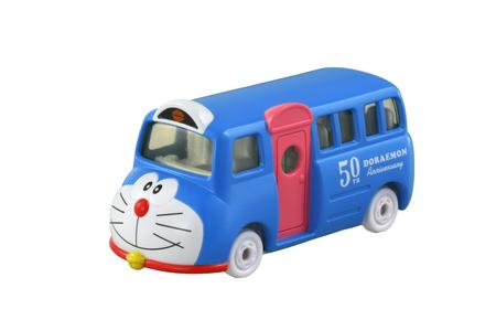 「ドリームトミカ No.158 ドラえもん 50th Anniversary ラッピングバス」