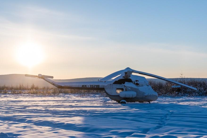 Oymyakon, Sakha Republic, Russia