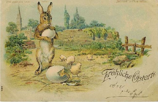 Eggs Hunt: how one of the most popular Easter tradition was born