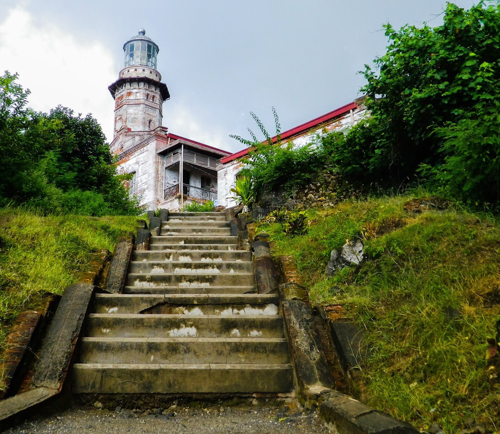 Cape Bojeador Lighthouse – the Philippines