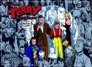 Okładka Terry and the Pirates