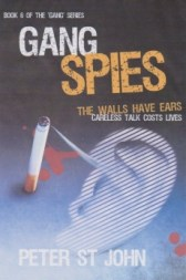 MG 19 Gang Spies Cover