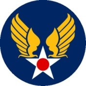 MG 20 USAAF Shield