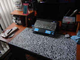 Fresh new desk top