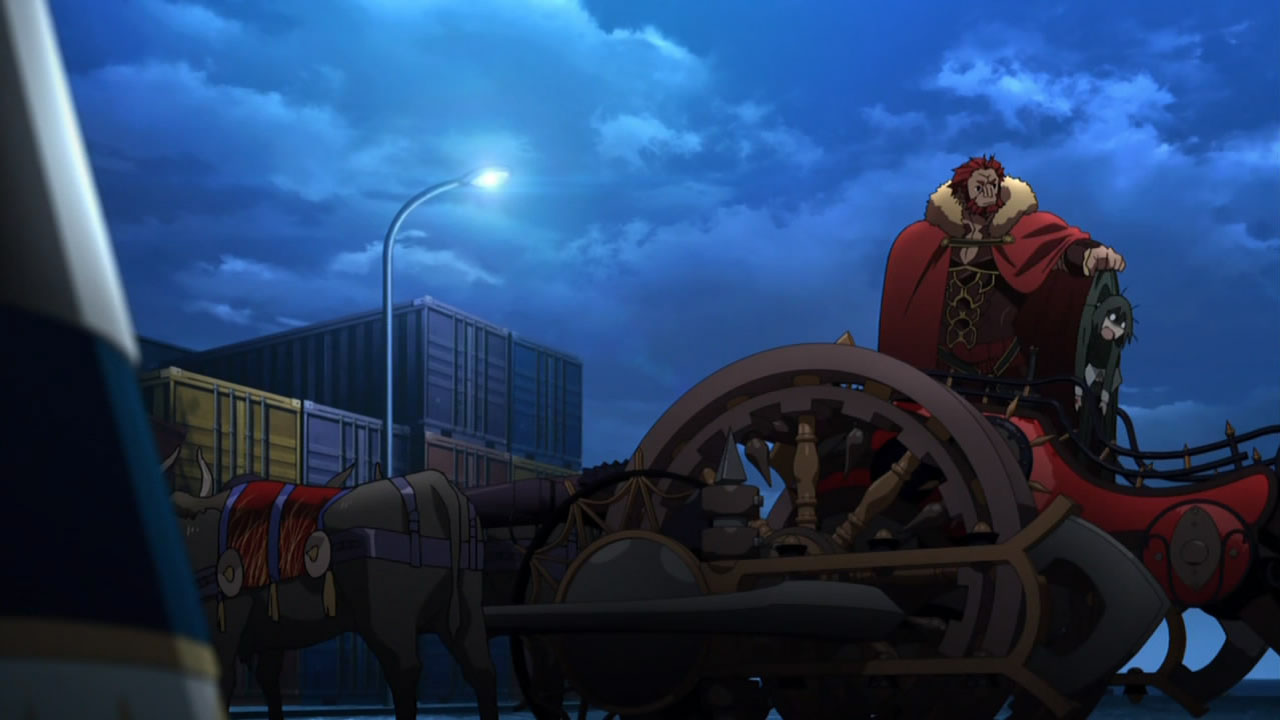 Image result for fate servants rider chariot