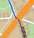 A map snippet of Lahti