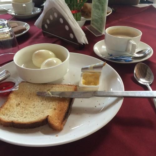 Breakfast spread !!