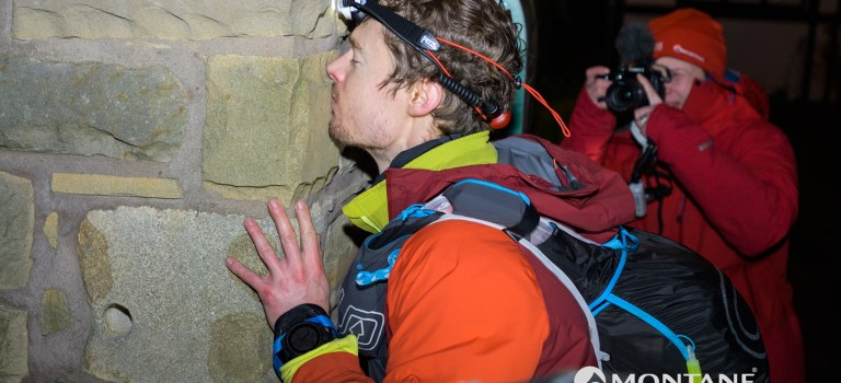 2020 The Spine Race