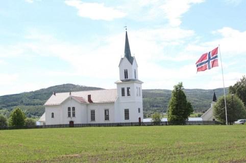 White Church, Norway