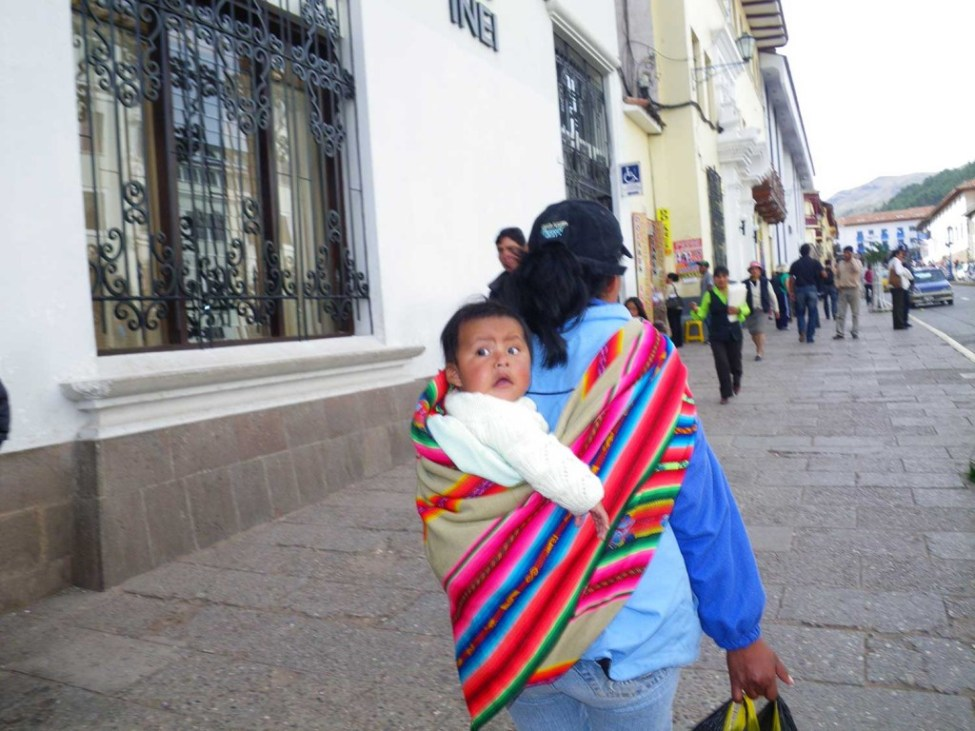 Cusco Mom