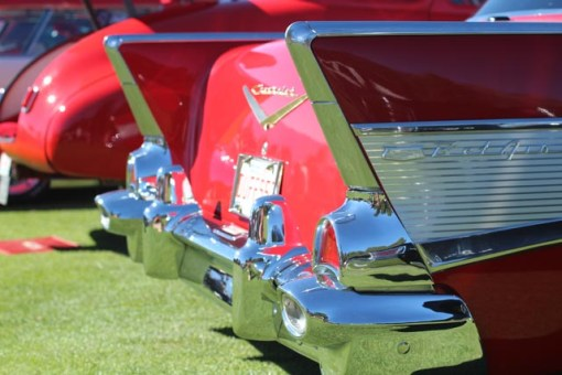 And tail fins