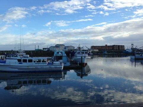 Westport Marina.