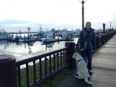 Westport Wa. dock walk