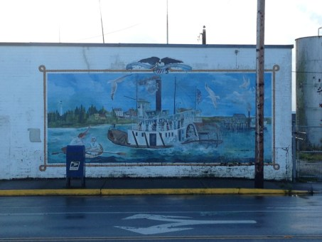 Westport mural
