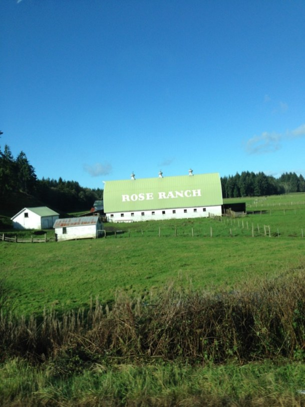 Farm building from Westport to Long Beach Wa.