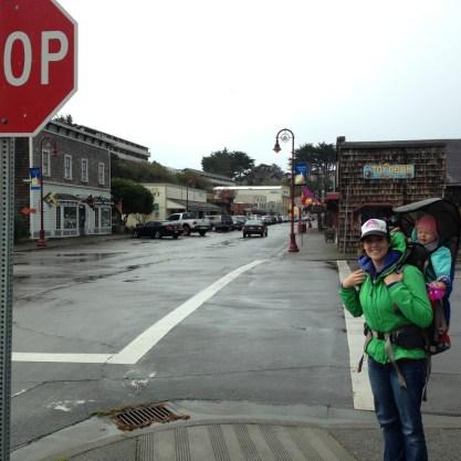 Bandon Oregon, our last stop before entering California.