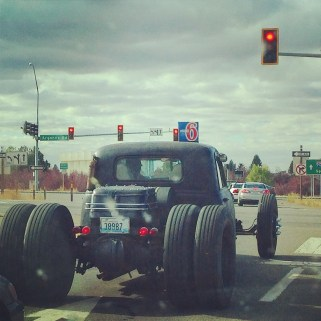 Rat rod (Iphone)
