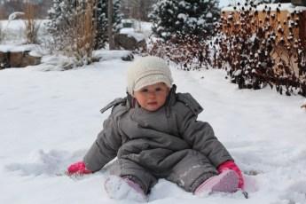 Ry frist snow experience