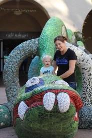 Art exhibit for kids