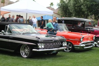 Nice classic cars