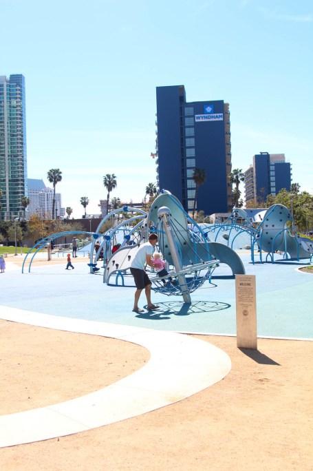 San Diego kids park