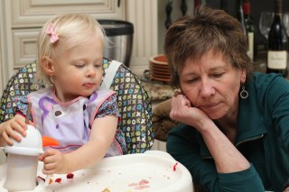 Ry and her Great Aunt