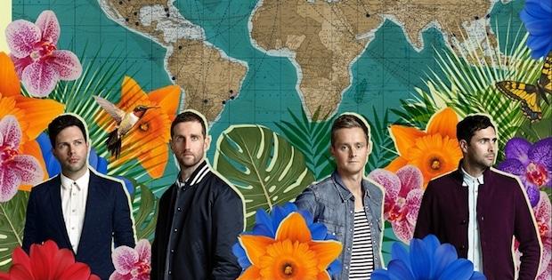 Keane: 10 canções ao vivo