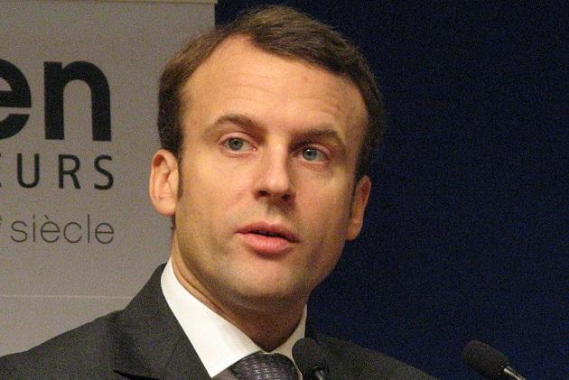 Emmanuel Macron - Foto: Wikimedia Commons