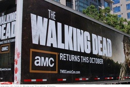 'Walking Dead' photo (c) 2011, Robert Ziegler - license: http://creativecommons.org/licenses/by-nd/2.0/