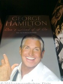 'George Hamilton' photo (c) 2010, vagueonthehow - license: http://creativecommons.org/licenses/by/2.0/