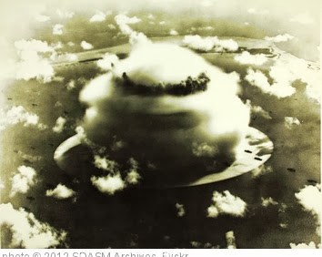 'Atomic Bomb Test' photo (c) 2012, SDASM Archives - license: http://www.flickr.com/commons/usage/