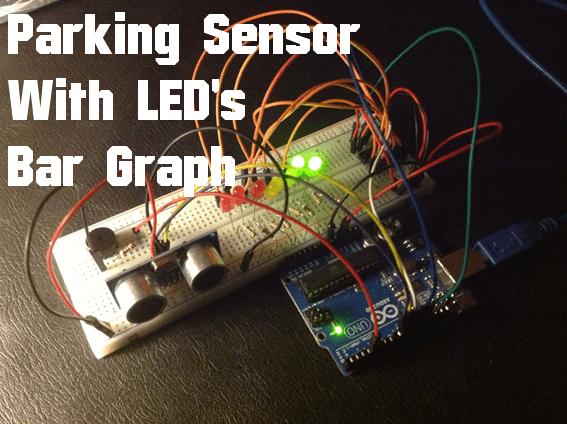 arduino ultrasonic sensor with led\u0027s and buzzer random nerdarduino \u2013 ultrasonic sensor with leds and buzzer