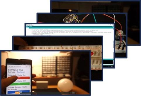 Home Automation Using ESP8266 | Random Nerd Tutorials