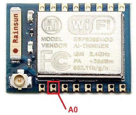 ESP-07 Chip ESP8266