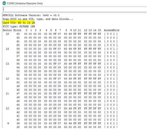 MFRC522 RFID Reader with Arduino Tutorial | Random Nerd Tutorials