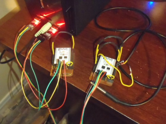 ESP8266 - Wireless Weather Station with Data Logging to