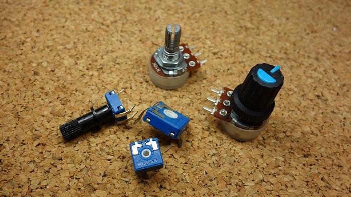 Electronics Basics - How a Potentiometer Works