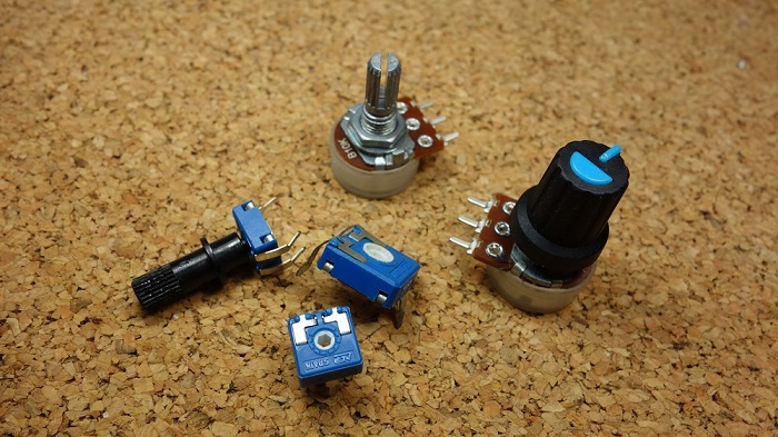 Electronics Basics - How a Potentiometer Works