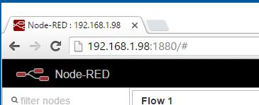 node-red-raspberrypi
