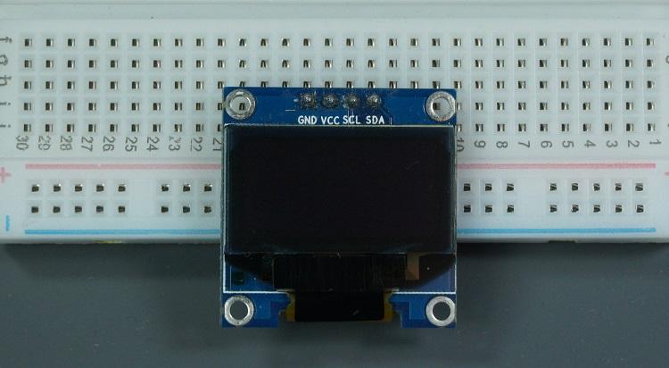 ssd1306 0.96inch i2c oled display