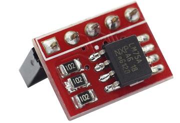 LM75 Temperature Sensor