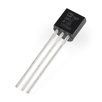 TMP36 Analog Temperature Sensor