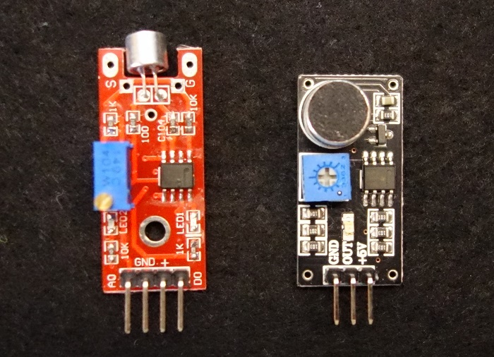 with digital and analog our-in Microphone Sound sensor Detector module Voice