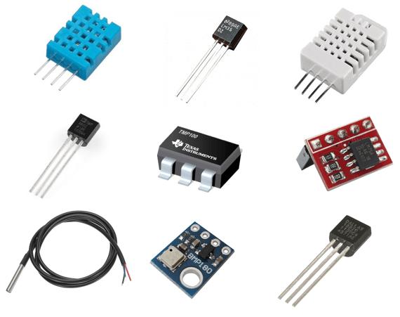 9 Arduino Compatible Temperature Sensors Random Nerd
