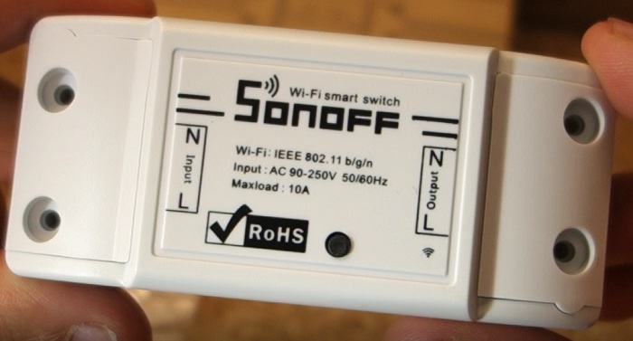 Sonoff $5 WiFi Wireless Smart Switch | Random Nerd Tutorials
