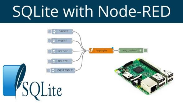 SQLite with Node-RED Raspberry Pi | Random Nerd Tutorials